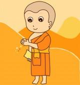 ราหุลสามเณร สามเณรรูปแรกในพระพุทธศาสนา
